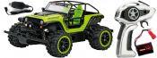 Carrera 183019 Profi Jeep Trailcat RC-Auto   2.4Ghz   RTR   4WD   1:18