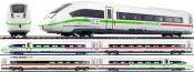 PIKO 51405 E-Triebzug ICE 4 Klimaschützer DB AG | DCC-Sound | Spur H0