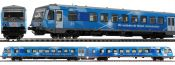 Roco 72076 Dieseltriebzug BR 628 DB AG | DC analog | Spur H0