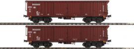 A.C.M.E. AC45016 2-teiliges Güterwagenset Taems  | DB AG | DC | Spur H0 online kaufen