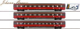 ACME AC90125 Personenwagen-Set A: EC 22 | ÖBB | MC-VEDES | Spur H0 online kaufen