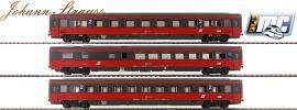ACME AC90126 Personenwagen-Set B: EC 22 | ÖBB | MC-VEDES | Spur H0 online kaufen