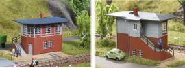 Auhagen 14482 Stellwerk Bausatz 1:160 online kaufen