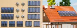 Auhagen 41651 Sat.-Anlagen und Solarkollektoren Zubehörset Spur  H0 online kaufen