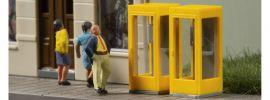Auhagen 44652 Telefonzellen und Briefkästen | Bausatz Spur N online kaufen