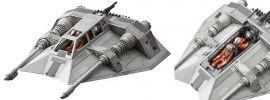 BANDAI 01203 Snowspeeder | Star Wars Snap-Fit Bausatz 1:48 online kaufen