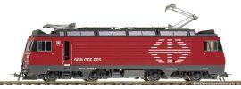 BEMO 1262418 Zahnrad E-Lok HGe 4/4 Ringgenberg SBB | DC analog | Spur H0m online kaufen