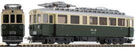 BEMO 1368116 E-Triebwagen ABe 4/4 36, grün/beige | RhB | DCC | Spur H0m online kaufen