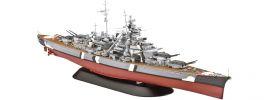 Revell 05098 Battleship Bismarck Bausatz 1:700 online kaufen
