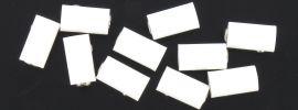 BRAWA 3049  Runde Muffen   2,5 mm   Weiß   10 Stück online kaufen