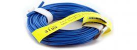 BRAWA 3125 Doppellitze, blau | 0,14mm² | 5 Meter online kaufen