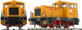 BRAWA 42616 Rangierlok V22 Max Bögl | DC | Spur H0 online kaufen