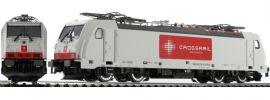 BRAWA 43802 E-Lok BR 186 TRAXX   CROSSRAIL   DC analog   Spur H0 online kaufen