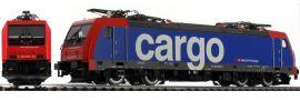 BRAWA 43987 E-Lok BR 484 SBB Cargo | AC-Sound | Spur H0 online kaufen