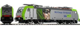 BRAWA 43996 E-Lok BR 186 TRAXX Alpinist   BLS   DC analog   Spur H0 online kaufen