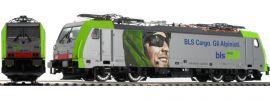 BRAWA 43999 E-Lok BR 186 TRAXX Alpinist   BLS   AC Sound   Spur H0 online kaufen