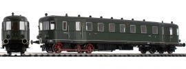 BRAWA 44372 Dieseltriebwagen VT 137 DRG | DCC-Sound | Spur H0 online kaufen