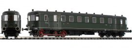 BRAWA 44373 Dieseltriebwagen VT 137 DRG | AC-Sound | Spur H0 online kaufen