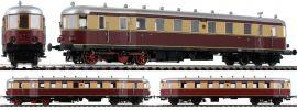 BRAWA 44382 Triebwagen VT137/VB147 | DC Analog | BASIC+ | DRG | Spur H0 online kaufen