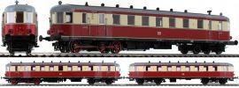 BRAWA 44394 Triebwagen VT137/VT147 | DC Analog | BASIC+ | DR | Spur H0 online kaufen