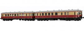 BRAWA 44718 Dieseltriebwagen BR VT 137 + VS 145 DRG | DCC Sound | Spur H0 online kaufen