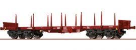 BRAWA 47115 Rungenwagen Rmms TSS | DC | Spur H0 online kaufen