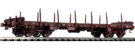 BRAWA 47118 Rungenwagen Rmmns SNCB | DC | Spur H0 online kaufen