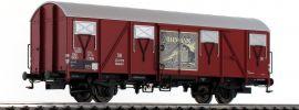 BRAWA 47279 Güterwagen Glmhs 50 DB | DC | Spur H0 online kaufen