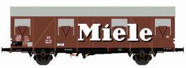 BRAWA 47285 Güterwagen Glmhs 50 Miele DB | DC | Spur H0 online kaufen