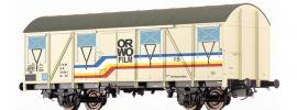 BRAWA 47293 Güterwagen GOS 1404 DR | DC | Spur H0 online kaufen