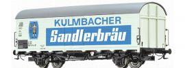 BRAWA 47616 Kühlwagen IBDLPS 383 DB   DC   Spur H0 online kaufen