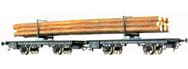 BRAWA 47726 Güterwagen HW DRG | DC | Spur H0 online kaufen