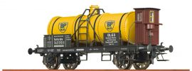 BRAWA 47864 Kesselwagen Z [P] BP DRG | DC | Spur H0 online kaufen