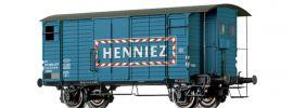 BRAWA 47871 Güterwagen Gklm | DC | SBB | Henniez | Spur H0 online kaufen