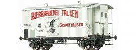 BRAWA 47875 Güterwagen K2 SBB | DC | Spur H0 online kaufen