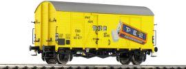 BRAWA 47941 Gedeckter Güterwagen Gms 30 PEZ ÖBB | DC | Spur H0 online kaufen