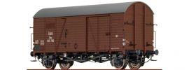 BRAWA 47962 Ged. Güterwagen Car Gms ÖBB | DC | Spur H0 online kaufen