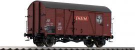 BRAWA 47974 Güterwagen Gms 30 DB | DC | Spur H0 online kaufen