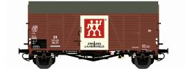 BRAWA 47975 Güterwagen Gms 30 Zwilling DB | DC | Spur H0 online kaufen