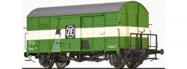 BRAWA 47980 Gedeckter Güterwagen Glm 200 ZF | DC | Spur H0 online kaufen