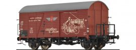 BRAWA 47981 Güterwagen Gms 30 Zündapp DB | DC | Spur H0 online kaufen