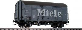 BRAWA 47982 Güterwagen Gms 30 Miele DB | DC | Messe 2020 | Spur H0 online kaufen