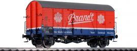 BRAWA 47985 Güterwagen Gms 30 Brandt DB | DC | Messe 2020 | Spur H0 online kaufen