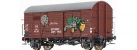 BRAWA 47987 Güterwagen GMS 30 ÖBB | DC | Spur H0 online kaufen