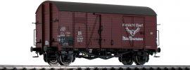 BRAWA 47990 Güterwagen Gms 30 M. Neumamann DR | DC | Messe 2020 | Spur H0 online kaufen