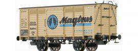 BRAWA 48037 Güterwagen GW DRG | DC | Spur H0 online kaufen