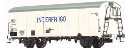 BRAWA 48331 Kühlwagen UIC SNCB | DC | Spur H0 online kaufen