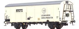 BRAWA 48344 Kühlwagen S-CHVO NS | DC | Spur H0 online kaufen