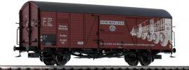 BRAWA 48742 Gedeckter Güterwagen Gltr23 Knorr-Bremse AG Berlin DRG | DC | Spur H0 online kaufen