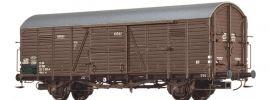 BRAWA 48747 Güterwagen HBCS-W ÖBB | DC | Spur H0 online kaufen